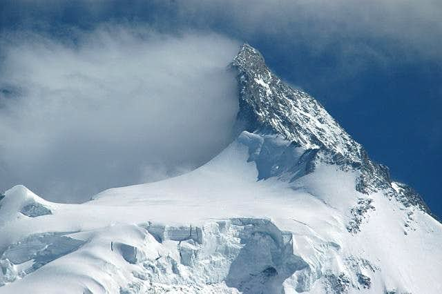 Zinalrothorn summit taken...