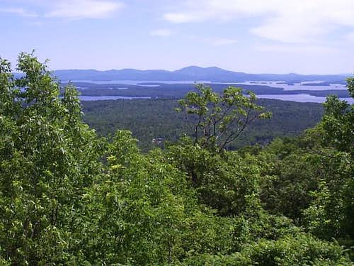 Belknap and Gunstock Mountain...