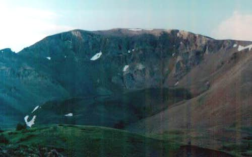 Redcloud Peak July 23, 2001