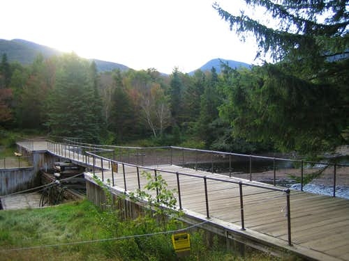 Marcy Dam