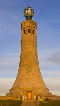 Veteran's War Memorial Tower