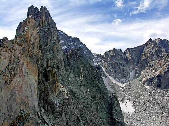 Limbo, Peck Glacier, and Hopi