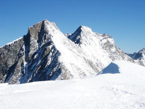 Picture of Täschhorn and Dom...