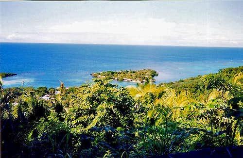 Cerro Carambola