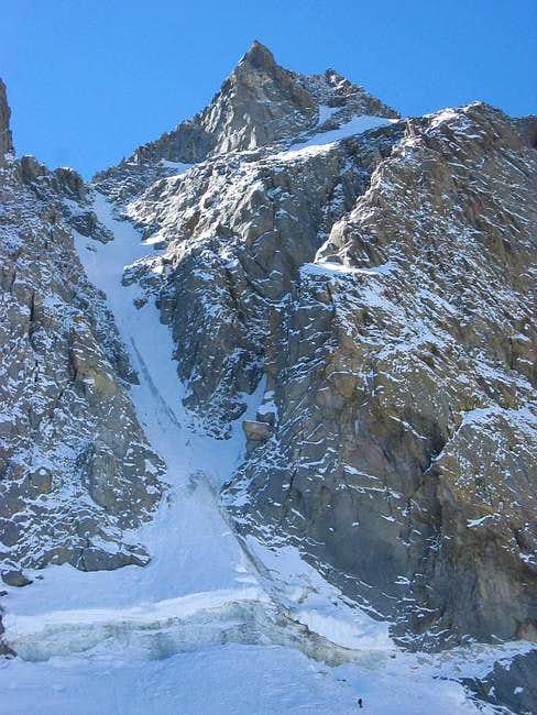 V Notch Couloir