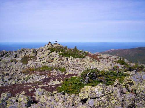 Summit of The Traveler