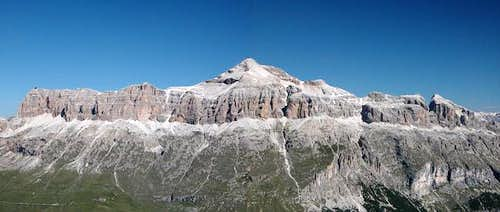 The Sella Group as seen from...