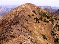 East Peak taken from the West...