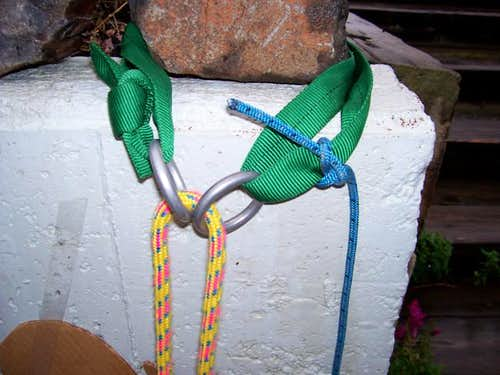 What Are Rappel Rings Used For
