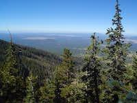 View on Humphreys Trail.