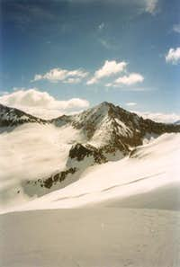 Triple Divide Peak from past...