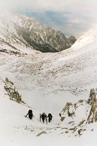 Shephards Pass April 2004