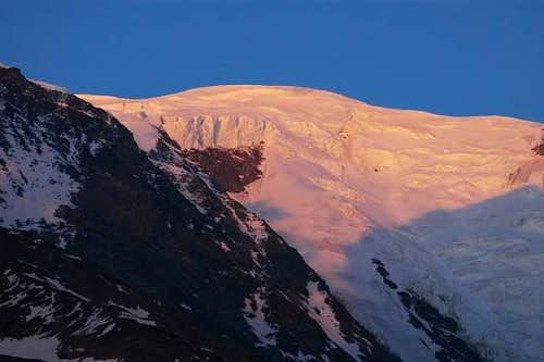 .Chamonix, Mont Blanc Range  June 2005
