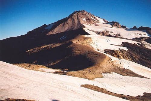 Glacier Peak from its South...