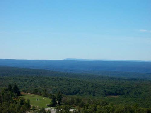 Big Pocono Mountian(P.A.)...