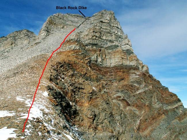 Black Rock Dike