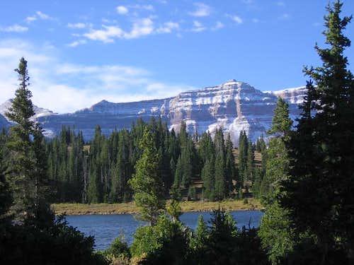Henry's Fork Peak