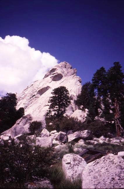 Whitney Portal Buttress from...