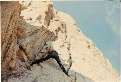 East Buttress, Mt. Whitney.