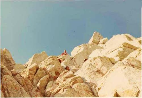 East Buttress, Mt. Whitney,...