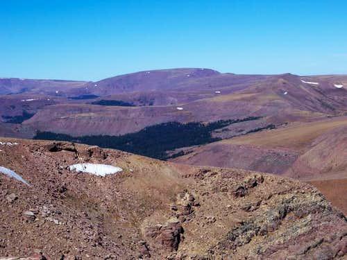 Eccentric BM (Chepeta Peak)