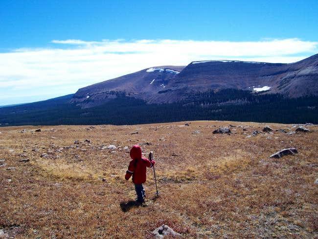 Fish lake peak climbing hiking mountaineering for Peak fishing times