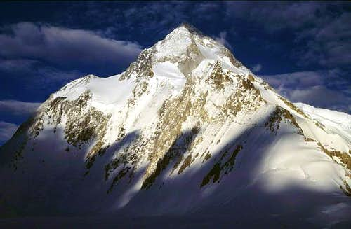 Gasherbrum I seen from the...