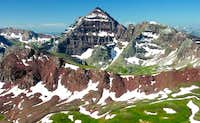 North Maroon Peak 14,156-ft...