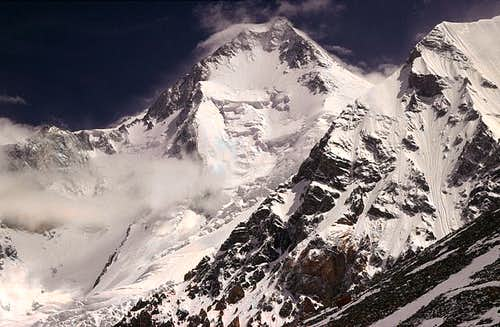Two massive and complicated...