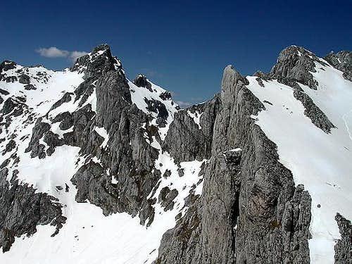 View to Durmitor massif, few...