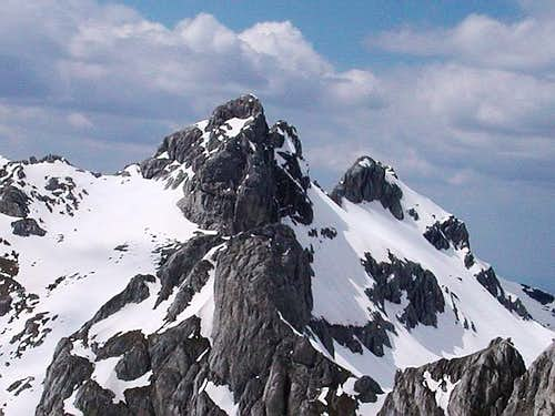 Bobotov Kuk (2523 m) and...