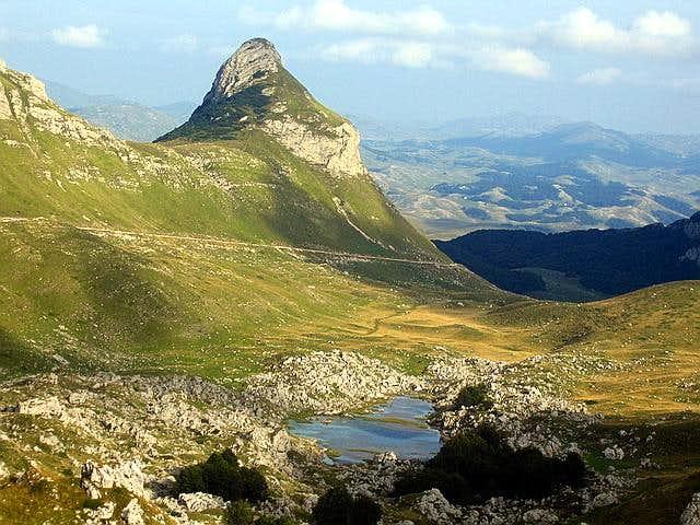 Stozina (1908 m) peak and...