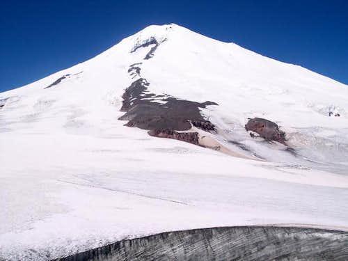 View of East Elbrus (Aug 23,...