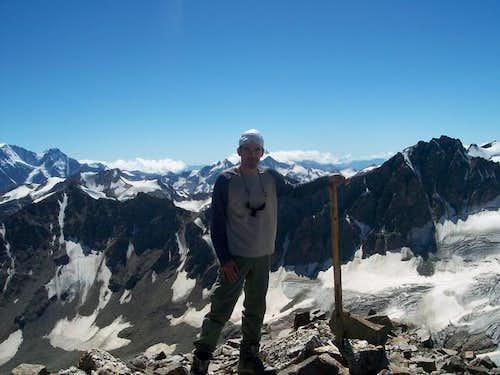 Myself on the summit of...