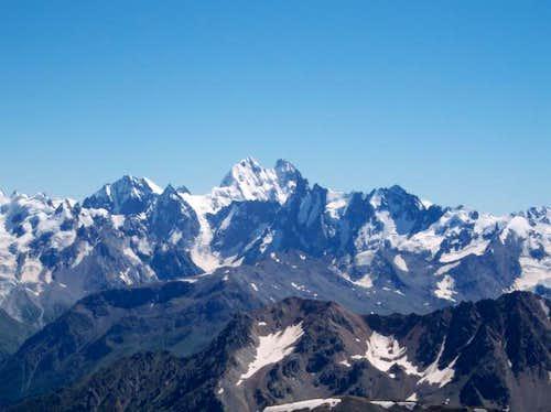 The main caucasus range as...
