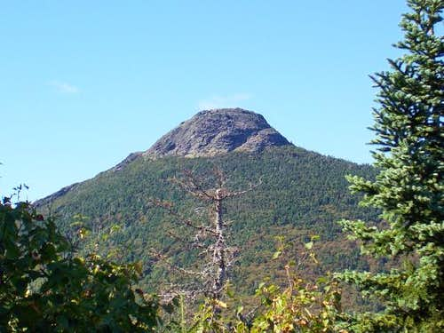Camel's Hump summit as seen...