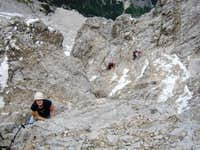 6 July 2005 - Alpspitze via...