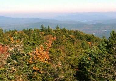 Plymouth Mountain Trail