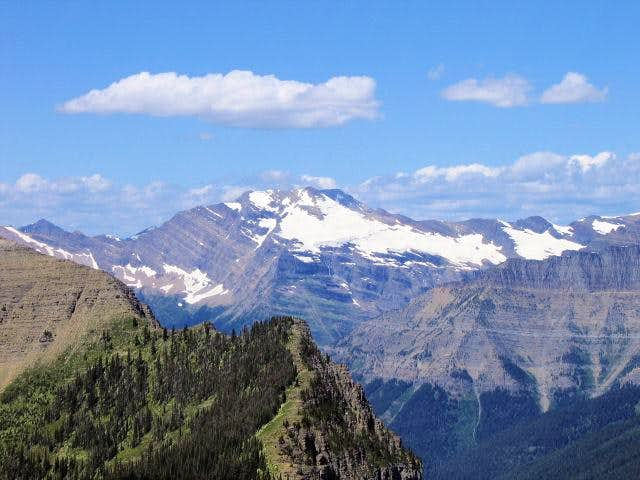 View from Cut Bank Pass, this...