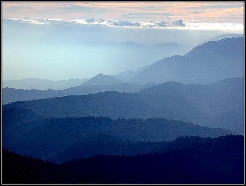 Urslja gora view
