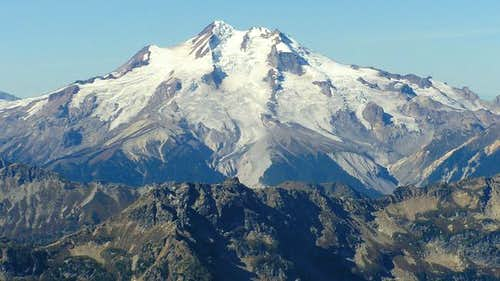 View of Glacier Peak from the...