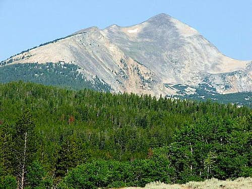 Torrey Mountain as seen from...
