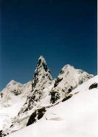Nevado Cayesh.