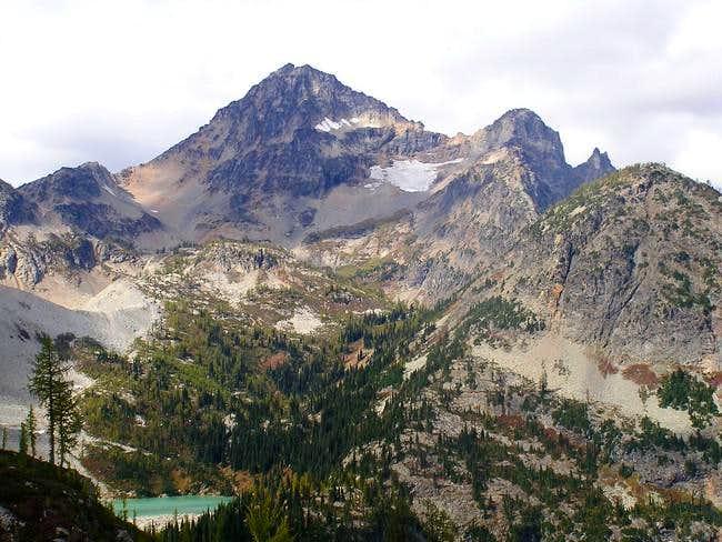 Black Peak from a hike near...