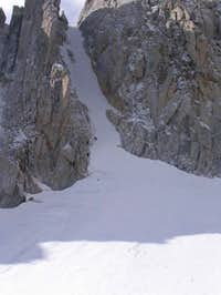 The North Couloir - October...