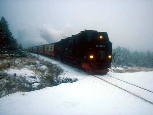 Brocken train