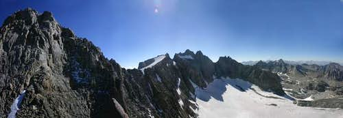 The Great Palisade Cirque...