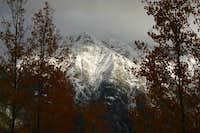 Twilight Peak from Coal Bank...