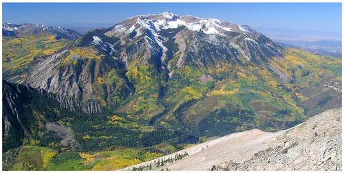 Colorado's Most Prominent Peaks