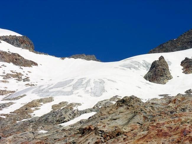 La punta Gratien Volluz (3358...